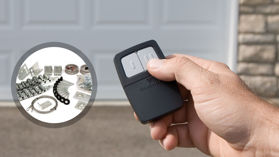 garage doors remotes